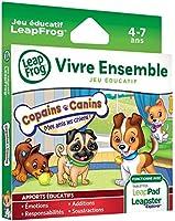 Leapfrog - 89028 - Jeu Educatif Electronique - LeapPad / LeapPad 2/ Leapster Explorer - Mes Amis Canins