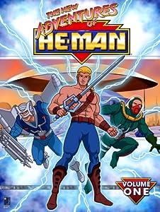 New Adventures of He-Man Vol 1