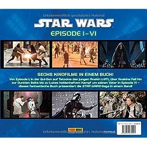 Star Wars Episode I - VI: Die Saga in einem Band