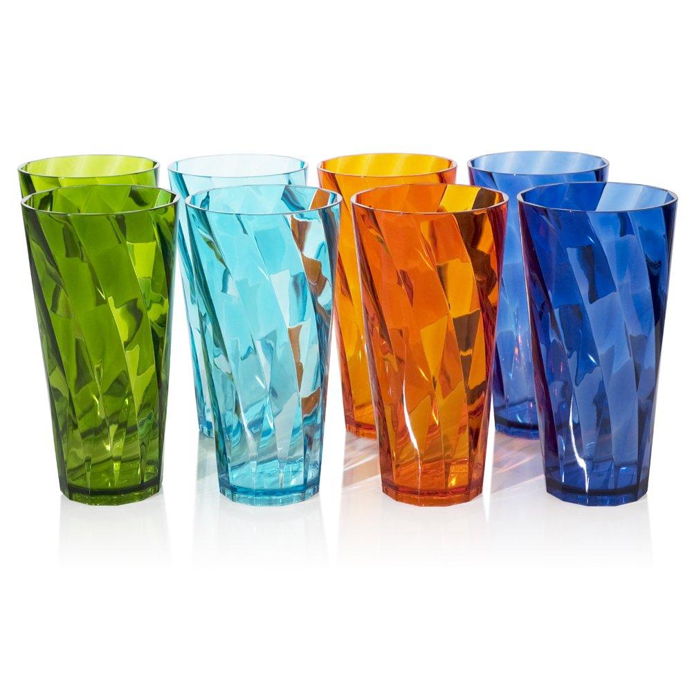Acrylic Drinking Glasses Dishwasher Safe