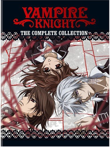 DVD : Vampire Knight: The Complete Collection (Boxed Set, 4 Disc)