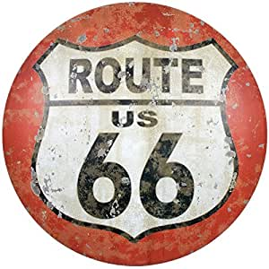 Ohio Wholesale Route 66 Domed Sign