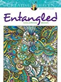 Creative Haven Entangled Coloring Book (Paperback)