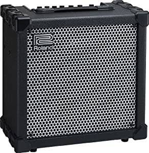 roland cube 80xl 80 watt 1x12 inch guitar combo amp musical instruments. Black Bedroom Furniture Sets. Home Design Ideas