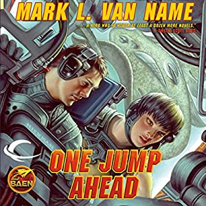 One Jump Ahead: Jon & Lobo, Book 1 | [Mark L. Van Name]
