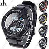 (ALIKE) AK1170 50M Waterproof Digital Watch Quartz Analog Watch Wristwatch Timepiece for Men Male Boy WMN-205187