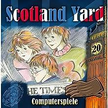 Computerspiele (Scotland Yard 20) Hörspiel von Wolfgang Pauls Gesprochen von: Freddy Quinn, Sascha Draeger, Christian Stark, Svenja Pages