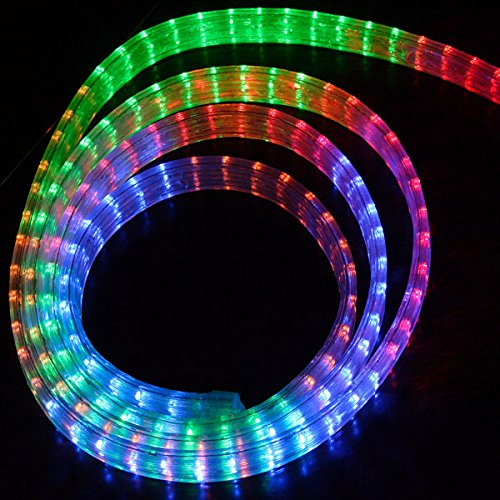 CBConcept 120VLR6 6FT RGB 6 6 Feet RGB Red Green Blue Color Changing 110V 1