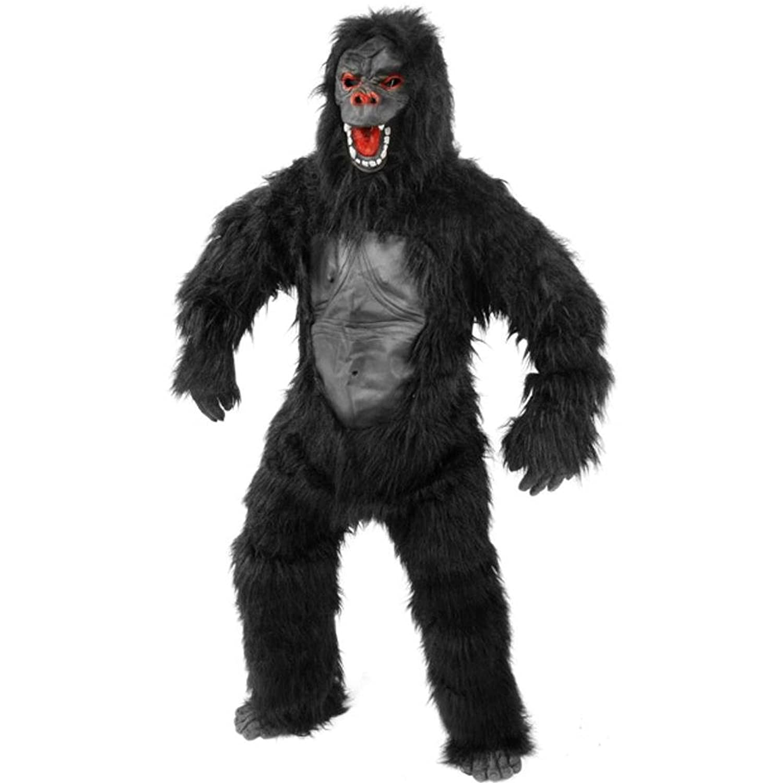 Purple Gorilla Costume Adult Gorilla Costume Size