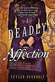 Book Cover: A Deadly Affection
