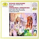 Beethoven: Missa Solemnis / Mozart: Coronation Mass (2 CDs)