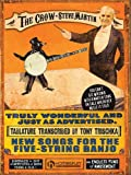 VARIOUS Steve Martin The Crow New Songs For The Five-String Banjo Bjo Tab