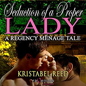 Seduction of a Proper Lady Audiobook