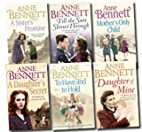 Anne Bennett Anne Bennett Collection 8 Books Set Pack RRP: £ 55.92 (A Daughter's Secret, Daughter of Mine, Mother's Only Child, A Sister's Promise, Keep the Home Fires Burning, A Mother's Spirit, Danny Boy, The Child left Behind) (Anne Bennett Collection)