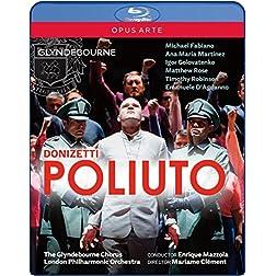 Donizetti: Poliuto [Blu-ray]