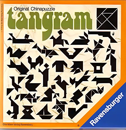 Raqvensburger Tangram Original China-Puzzle - 1