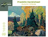 Franklin Carmichael: Autumn Hillside 1,0...