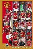 O-88125 Manchester United / Man Utd 2016/2017 Football,soccer Poster - Rare New - Image Print Photo