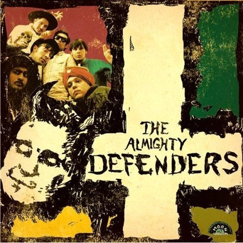 Almighty Defenders – The Almighty Defenders