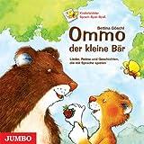 Ommo, der kleine Bär: Lieder, Reime und Geschichten, die Sprache spielen