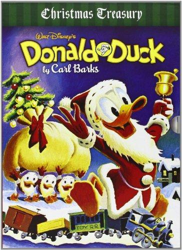 Walt Disney Donald Duck HC Xmas Box Set (The Complete Carl Barks Disney Library)