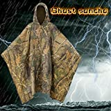 Glyby Poncho multifonction