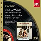 Chostakovitch - Lady Mcbeth of Mzensk