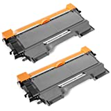 JARBO Compatible Toner Cartridges Replacement for Brother TN450 TN-450 TN420 TN-420 High Yield, 2 Black, Use with Brother HL-2270DW HL-2280DW HL-2230 HL-2240 HL-2240D MFC-7860DW MFC-7360N DCP-7065DN (Color: 2 Black)