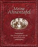 Meine Ahnentafel: Das Eintragbuch für die Familienchronik