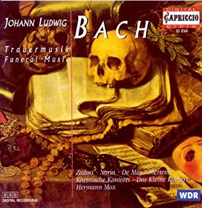 Bach J.L.: Funeral Music (Max