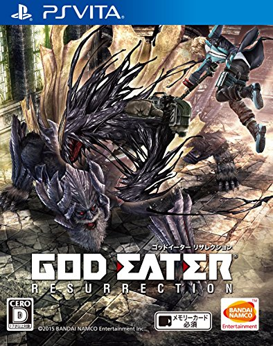 【PS Vita】GOD EATER RESURRECTION