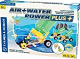 Air+Water Power PLUS- Super-charges pneumatic Hydraulic Engines