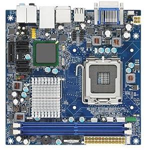 INTEL MB BLKDG45FC 1333FSB DDR2 800 Aud Lan RAID SATA mini-ITX - 10 pack