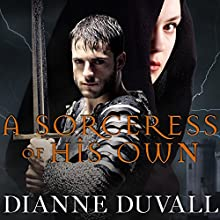 A Sorceress of His Own: Gifted Ones, Book 1 Audiobook by Dianne Duvall Narrated by Kirsten Potter