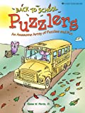 img - for Back to School Puzzlers: An Awesome Array of Puzzles & Fun book / textbook / text book