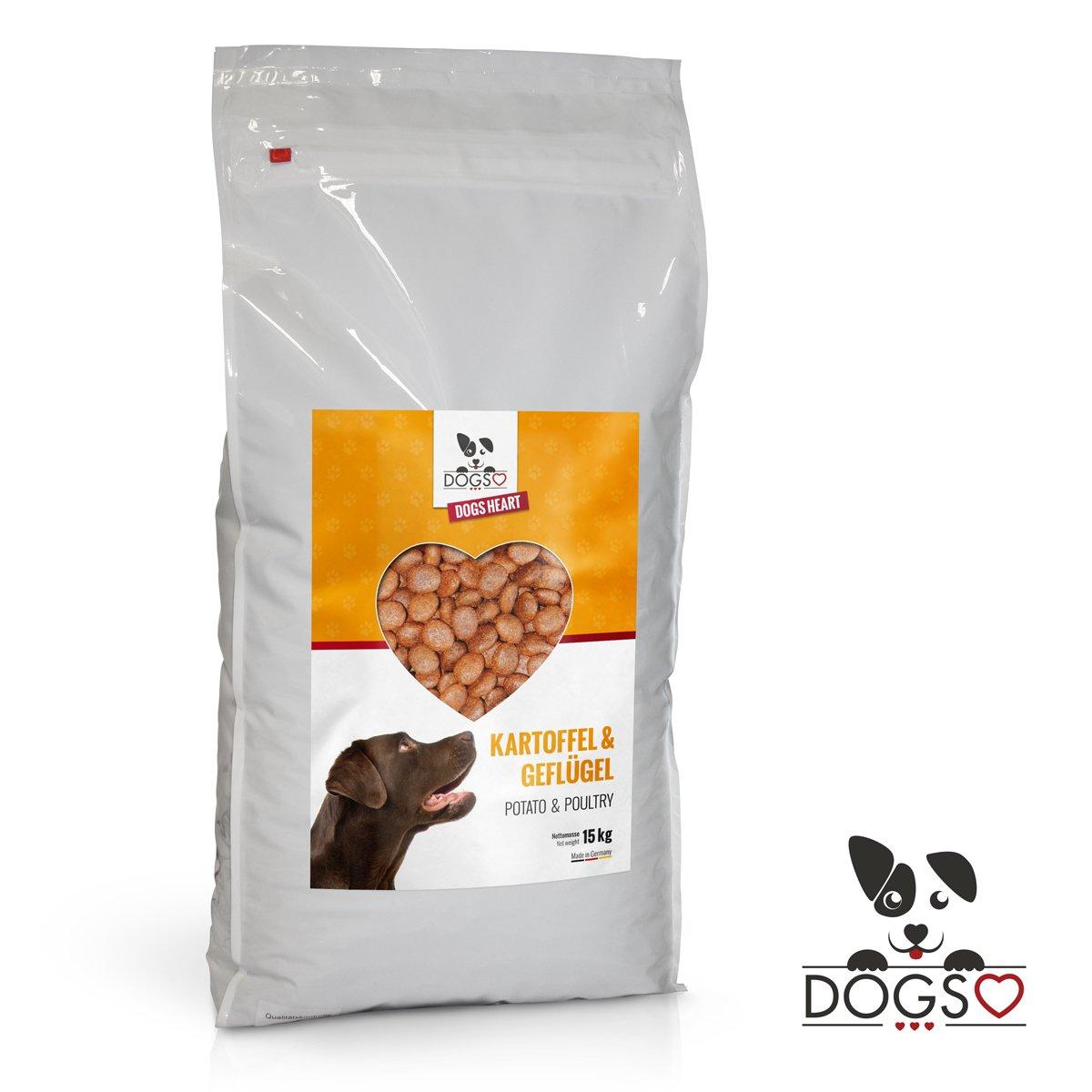Dogs Heart Kartoffel & Geflügel