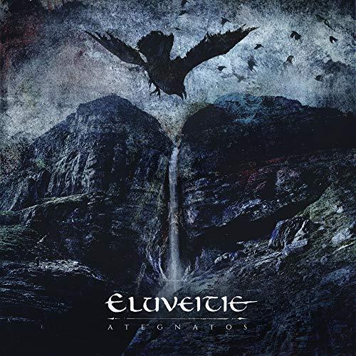 CD : Eluveitie - Ategnatos (CD)