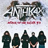 Attack of the Killer B&#39;spar Anthrax