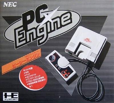 PCエンジン 本体(白ボディ) 【PCエンジン】