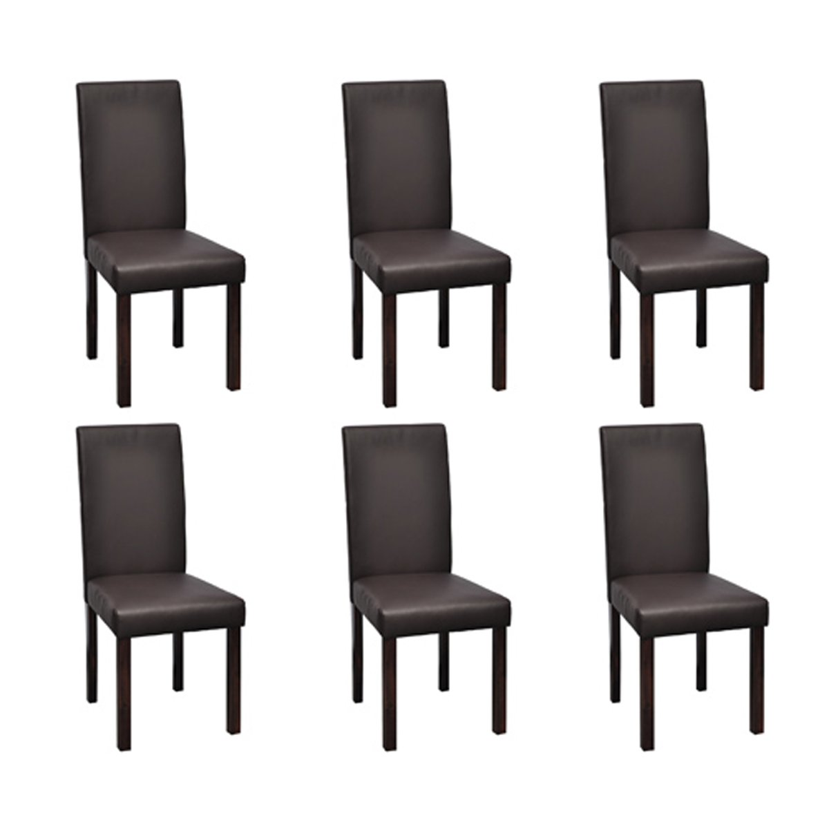 6 Stühle Stuhlgruppe Hochlehner Esszimmerstühle