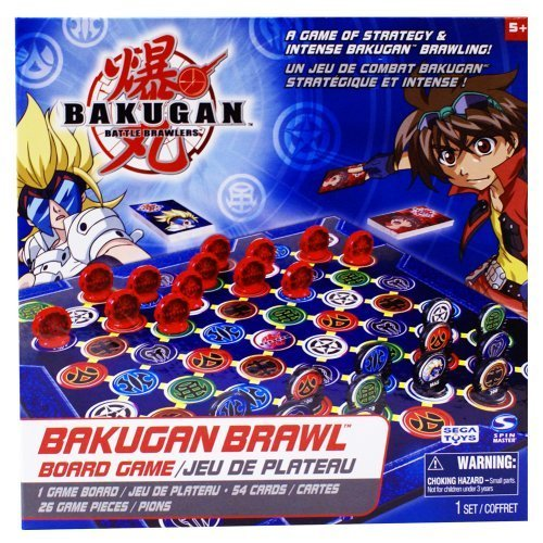 Bakugan Board Game