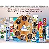 RETAIL MANAGEMENT : THE CODES FOR SUCCESS VOL.:1 DVD