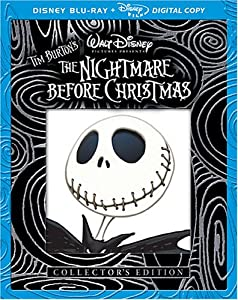 The Nightmare Before Christmas Blu-ray Digital Copy by Walt Disney Studios Home Entertainment