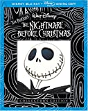 Cover art for  The Nightmare Before Christmas [Blu-ray] + Digital Copy