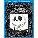 The Nightmare Before Christmas [Blu-ray] + Digital Copy ~ L. Peter Callender