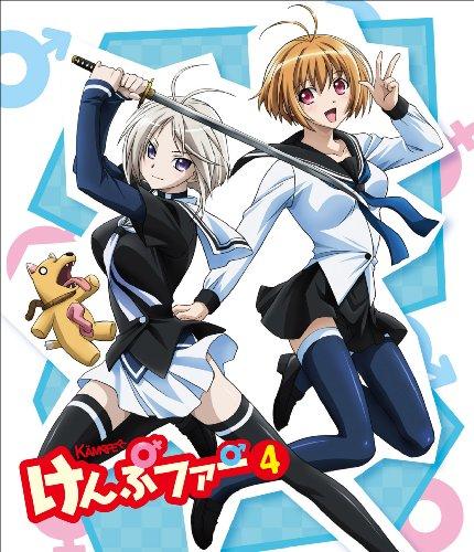 けんぷファーVOL4(初回限定生産) [Blu-ray]