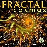 Fractal Cosmos 2014 Wall Calendar