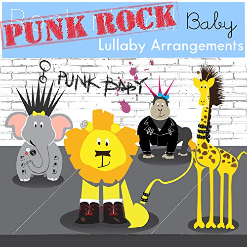 Rock N' Roll Baby Music Toy Punk Rock Baby