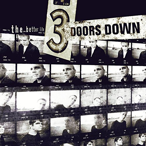 3 Doors Down - The Better Life (Best Buy Bonus Tracks Version) - Zortam Music