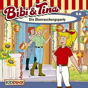 Die Überraschungsparty (Bibi und Tina 56) Hörspiel